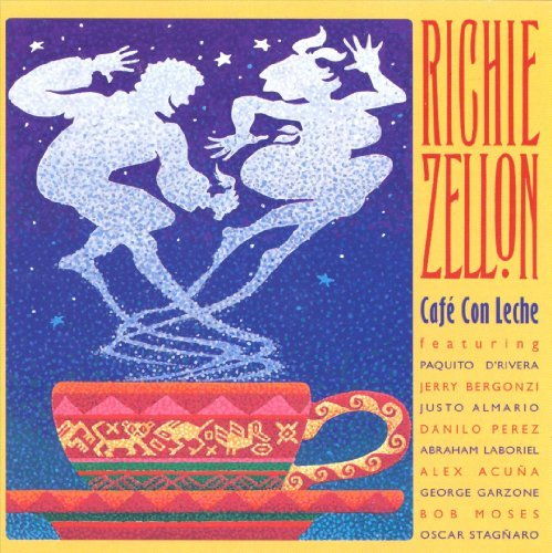 Zellon Richie Cafe Con Leche