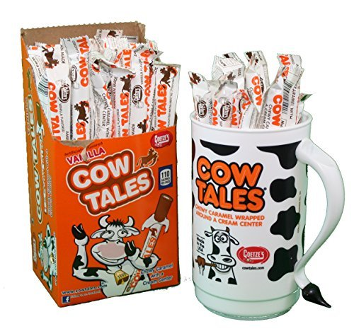 Candy Goetze Cow Tail Crml Van