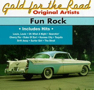 Gold For The Road Fun Rock