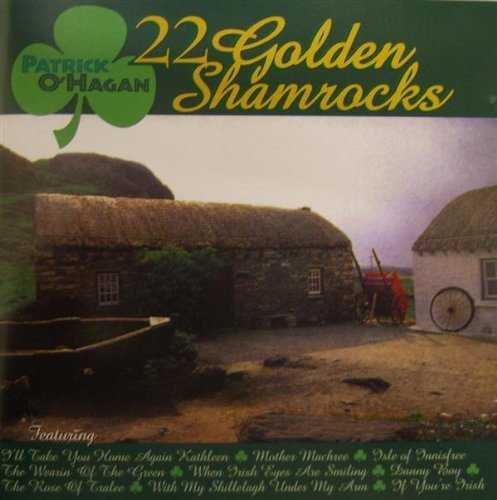 O'hagan Patrick 22 Golden Shamrocks