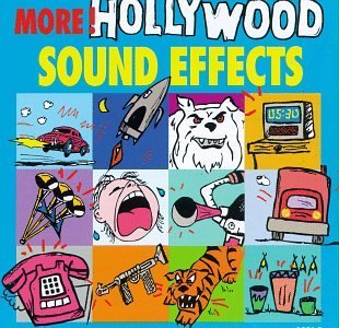 Hollywood Sound Effects Vol. 4 More