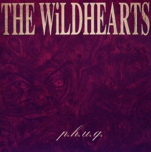 Wildhearts P.H.U.Q. Import Gbr 2 CD