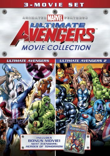 Ultimate Avengers Movie Collection Ultimate Avengers Movie Collection Ws Pg13 2 DVD