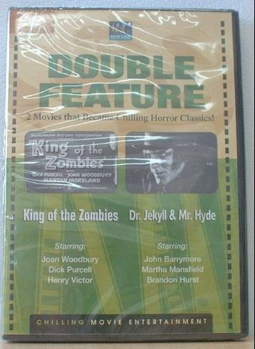 King Of The Zombies Dr. Jekyl & Mr. Hyde Double Feature