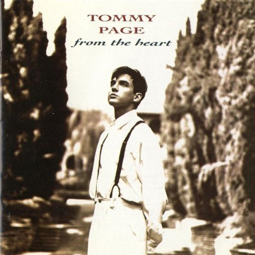 Tommy Page From The Heart