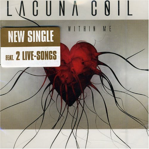 Lacuna Coil Within Me Import Eu