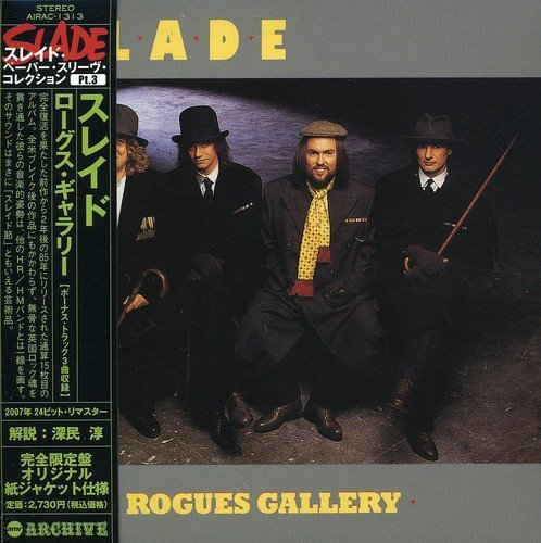Slade Rogues Gallery (mini Lp Sleeve Import Jpn Lmtd Ed. Paper Sleeve