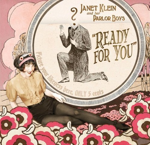 Janet & Her Parlor Boys Klein Ready For You Import Jpn Incl. Bonus Tracks