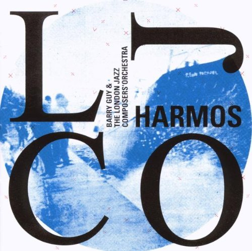 Barry Guy Harmos London Jazz Composers