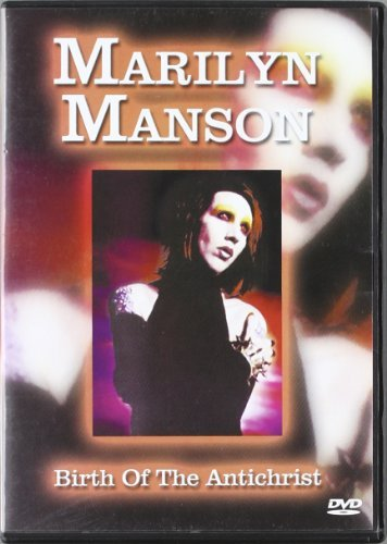 Marilyn Manson Birth Of The Anti Christ Import Eu