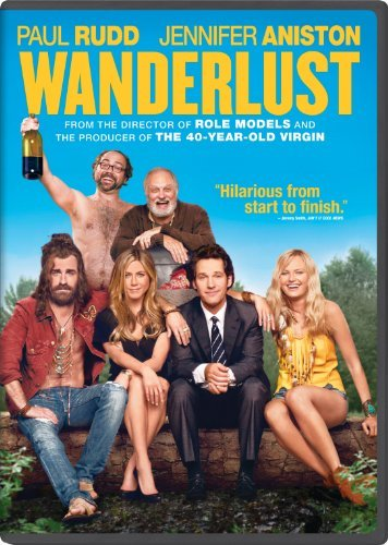 Wanderlust Rudd Aniston DVD R