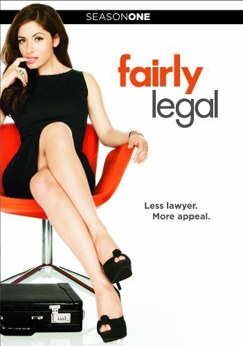 Fairly Legal Fairly Legal Season 1 Ws Nr 3 DVD