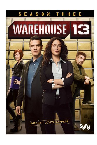 Warehouse 13 Season 3 DVD Nr Ws