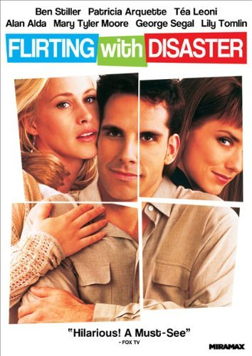 Flirting With Disaster Stiller Arquette Segal Ws R