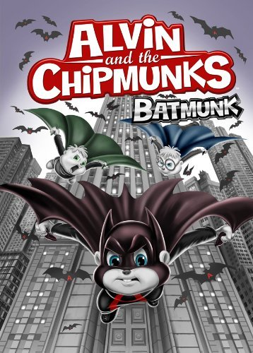 Batmunk Alvin & The Chipmunks Nr