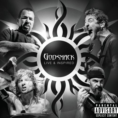 Godsmack Live & Inspired Explicit Version 2 CD