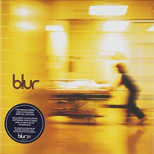 Blur Blur Special Ed. 2 CD Book Cards Lift Top Box
