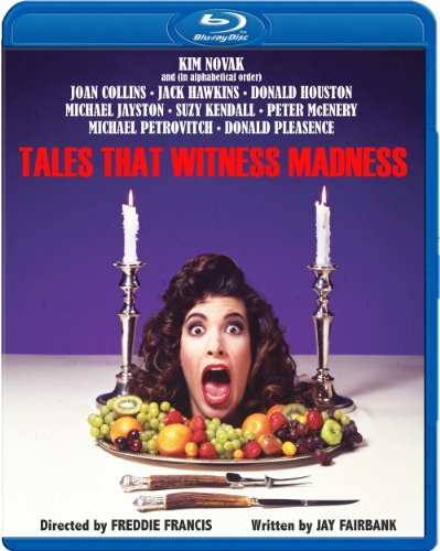Tales That Witness Madness (19 Novak Collins Hawkins Blu Ray Ws R