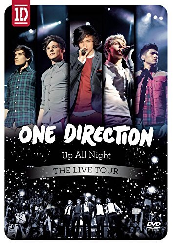 One Direction Up All Night The Live Tour Up All Night The Live Tour