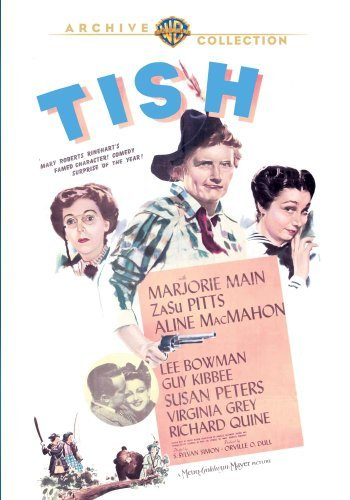 Tish (1942) Main Pitts Macmahon DVD Mod This Item Is Made On Demand Could Take 2 3 Weeks For Delivery