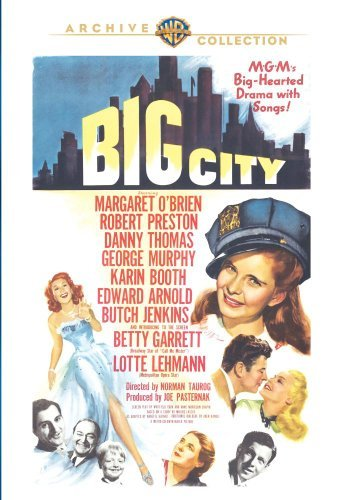 Big City (1948) O'brien Preston Thomas DVD Mod This Item Is Made On Demand Could Take 2 3 Weeks For Delivery