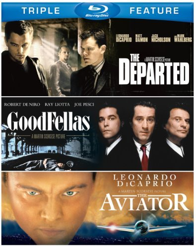 Departed Goodfellas Aviator Departed Goodfellas Aviator Blu Ray Ws R 3 Br