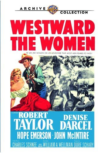 Westward The Women Taylor Darcel Emerson DVD Mod This Item Is Made On Demand Could Take 2 3 Weeks For Delivery