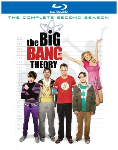 Big Bang Theory Season 2 Blu Ray Nr