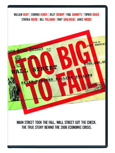 Too Big To Fail Hurt Asner Crudup Ws Nr