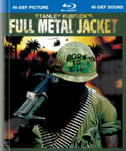 Full Metal Jacket Modine Baldwin D'onofrio Ermey Blu Ray Ws R