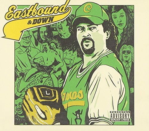 Various Artists Eastbound & Down Explicit Version Digipak