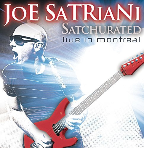 Joe Satriani Satchurated Live In Montreal 2 CD