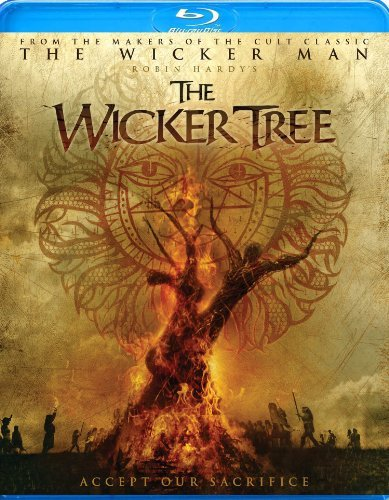 Wicker Tree Nicol Garrett Blu Ray Ws R