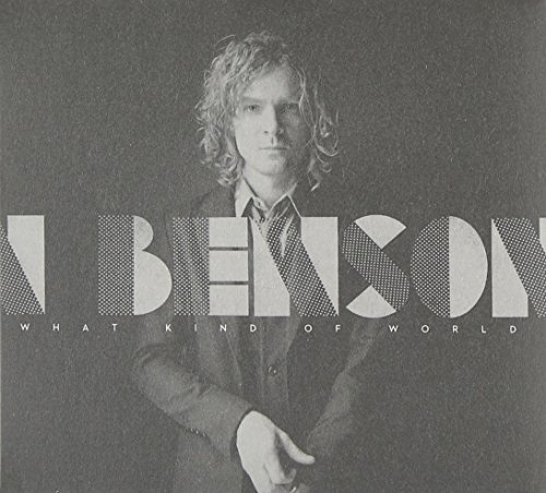 Brendan Benson What Kind Of World Digipak