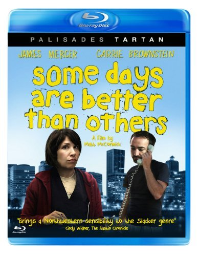 Some Days Are Better Than Others Mercer Brownstein Blu Ray Ws Nr