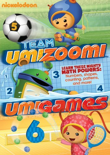 Umigames Team Umizoomi Nr