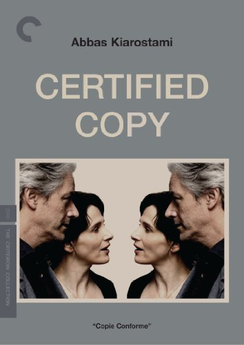 Certified Copy Certified Copy Nr 2 DVD Criterion