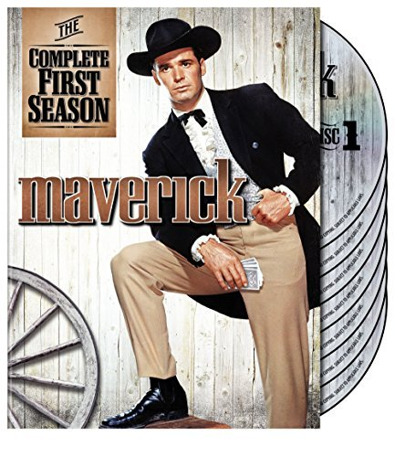 Maverick Season 1 DVD Nr