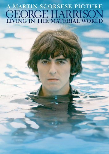 George Harrison Living In The Material World Ws 2 DVD