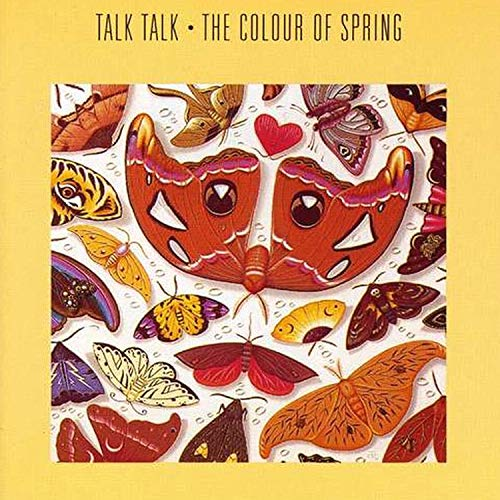 Talk Talk Colour Of Spring (incl. Bonus Import Eu Lp DVD