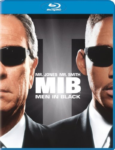 Men In Black Jones Smith Blu Ray Ws Pg13