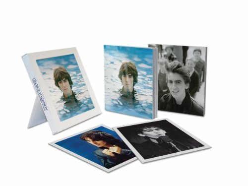 George Harrison Living In The Material World 2 DVD Blu Ray CD Super Deluxe