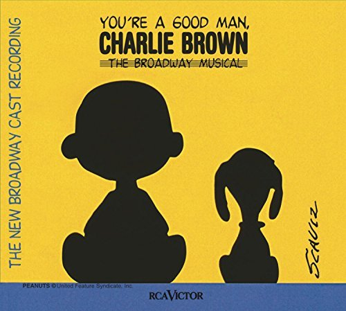 Musical Cast Recording You're A Good Man Charlie Brow