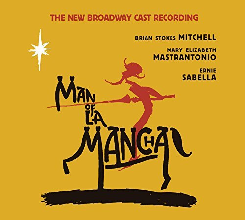 Broadway Cast Man Of La Mancha