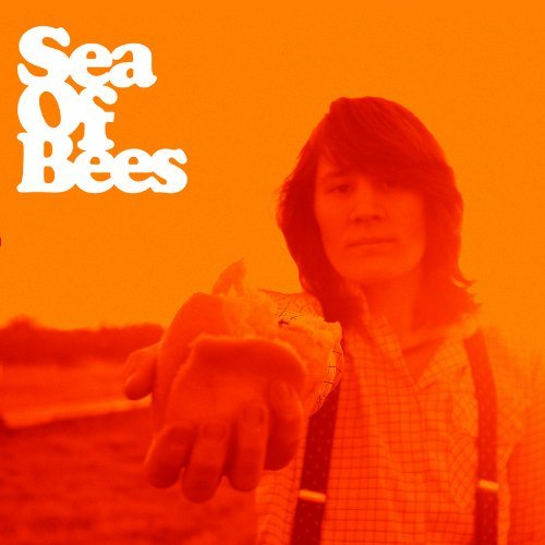 Sea Of Bees Orangefarben