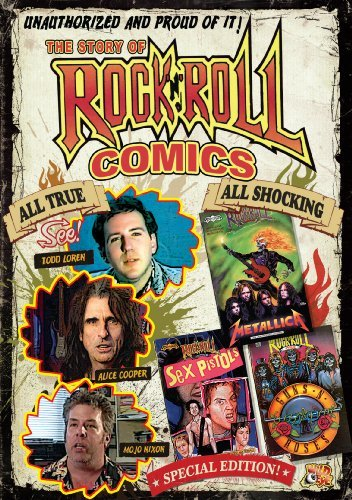 Story Of Rock N' Roll Comics Story Of Rock N' Roll Comics Nr