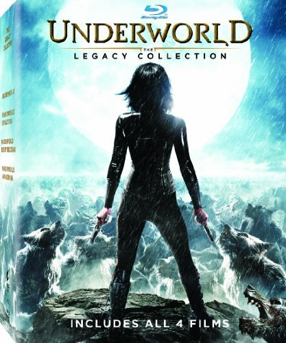 Underworld The Legacy Collect Beckinsale Kate Blu Ray Aws Back To Back R 4 Br Incl. Uv