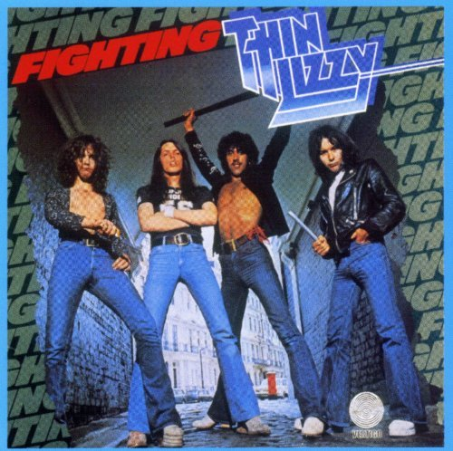Thin Lizzy Fighting!! Import Jpn Paper Sleeve