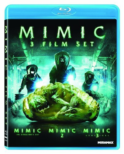 Mimic 3 Film Set Mimic 3 Film Set Blu Ray Ws R 2 Br