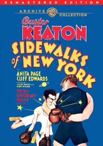 Sidewalks Of New York (remaste Keaton Page Edwards DVD Mod This Item Is Made On Demand Could Take 2 3 Weeks For Delivery